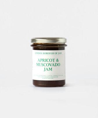 London Borough of Jam / アプリコットとマスコバド糖のジャム_1