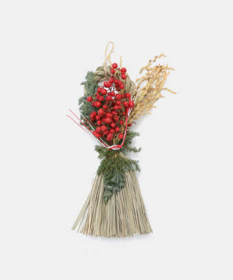mumokuteki / お正月飾り 結-yui-