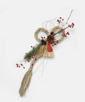 mumokuteki / お正月飾り 雅-miyabi-