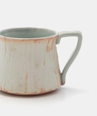 中田誠 / 星と白の大地 マグカップ