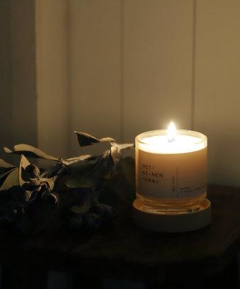 HETKINEN / veggie candle