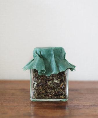 aco wrap / 洗って何度も使える天然ラップ Sサイズ(3寸皿)1