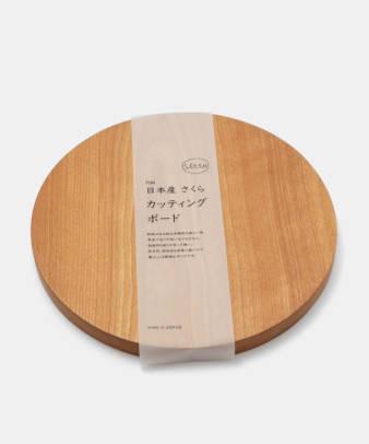 sitte / 桜のカッティングボード 丸 大