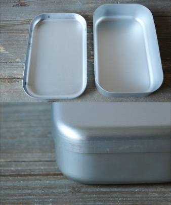 松野屋 / アルマイト弁当箱2