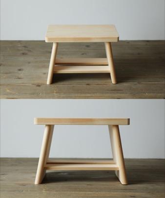 松野屋 / ヒノキ風呂椅子2