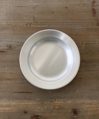 松野屋 / アルマイトカレー皿 21cm