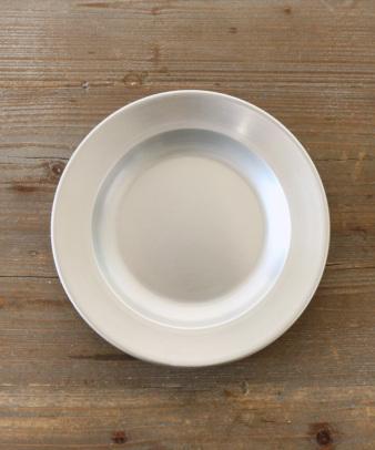 松野屋 / アルマイトカレー皿 24cm