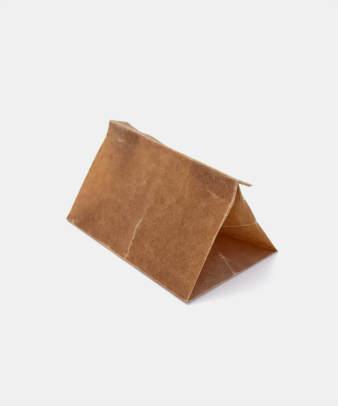 松野屋 / 蝋引紙袋 角底0.5型_4