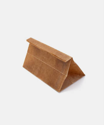 松野屋 / 蝋引紙袋 角底0.5型_5