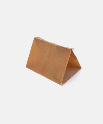 松野屋 / 蝋引紙袋 角底一型_1