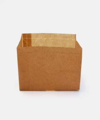 松野屋 / 蝋引紙袋 角底一型_3