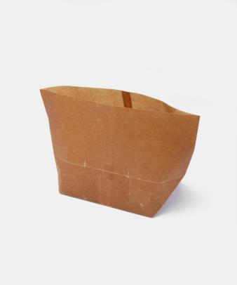 松野屋 / 蝋引紙袋 亀甲七型_2