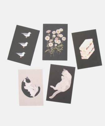 LILLDESIGNLAD / ささきめぐみポストカード_1
