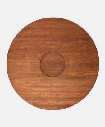 sitte / 西アフリカ産 聖なる木 ミリキア・エクスケルサボード_4